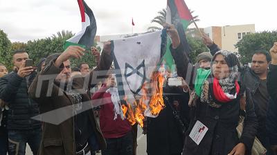 Marches de soutien à Al Quds et aux Palestiniens, dans les différentes régions.