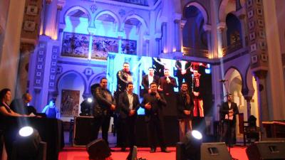Ambiance de la Finale du Grand Concours de Chant