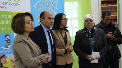 100 كلمة وكلمة: فيفو إنرجي تونس لتنمية قدرات الأجيال القادمة