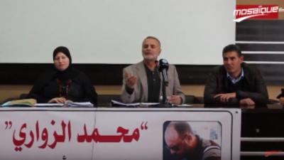 Ayadi accuse les autorités de complicité dans l'affaire Mohamed Zouari