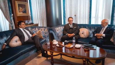L'eau minérale Evian sur la table de réunion de la troïka : Chaouachi précise