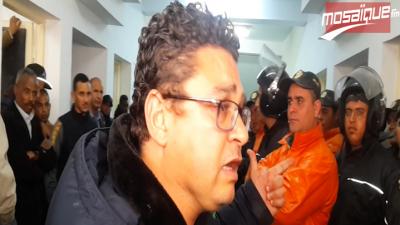 Belhiba : L'arbitre Bouali a refusé de finir le match malgré la présence d'un médecin et d'un huissier notaire