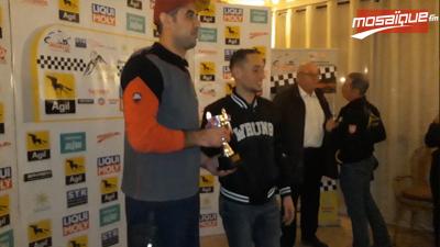 Tataouine: remise des prix aux vainqueurs de la 2ème étape du rallye de la Lune