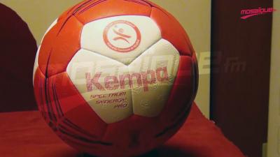 HandBall : Présentation du nouveau ballon de la ligue Nationale - Saison 2017/2018