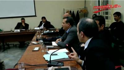 تشنّج وتبادل للاتهامات صلب لجنة التحقيق في شبكات التسفير