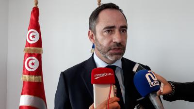 سفير الإتحاد الأوروبي : سحب تونس من القائمة السوداء للبلدان المصنفة ملاذات ضريبية