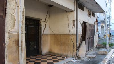 Un problème juridique empêche la municipalité de détruire les bâtiments délabrés