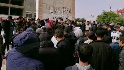 Tataouine: reprise des manifestations et menaces d'un retour des sit-in