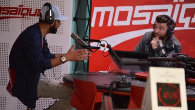 Redstar Radi : ' Voila ce que j'ai appris des Rappeurs Internationaux '