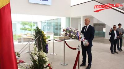 Commémoration de l'attaque du Musée du Bardo en présence de plusieurs ambassadeurs