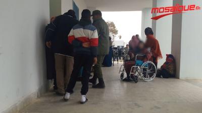 قافلة صحية عسكرية للمواطنين محدودي الدخل على مقربة من جبل سمامة