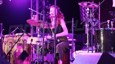 Natascha Rogers fait vibrer le public de Sicca Jazz