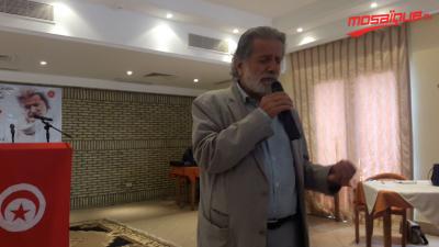 A Kasserine: Marcel Khalifa chante