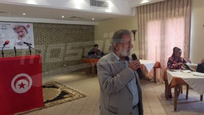 Marcel Khalifa à Kasserine : la révolution triomphera