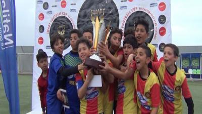 L'EST remporte la Smart Football Cup de la catégorie 2006