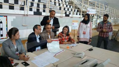 L'ISIE organise une opération blanche des élections Municipales