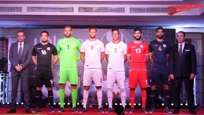 La FTF présente les tenues de la sélection pour le mondial
