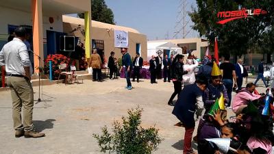 الحمامات: نزل اللايكو يتدخل لصيانة وإثراء مدرسة المنشار