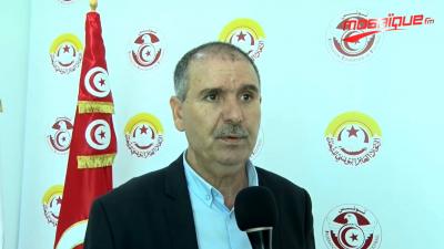 Taboubi salue l'organisation et la bonne gestion à la FTF