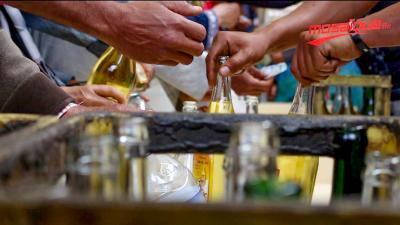 Inauguration d'un point de vente de l'huile subventionnée au marché central à Tunis