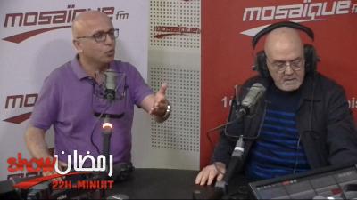 'Ali Chouerreb' et 'Tej El Hadhra' décortiqués dans Romdhane Show
