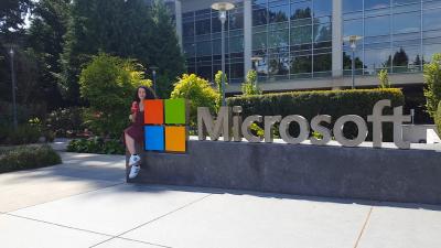 Des tunisiens à Microsoft: tout est possible, il suffit d'y croire