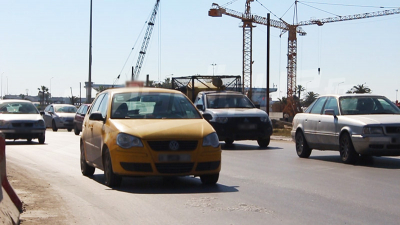 محول الشرقية المطار : تواصل الضغط المروري رغم تقدم الأشغال ب50 بالمائة