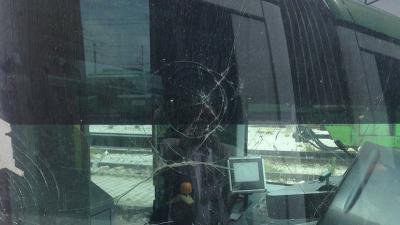 Vandalisme: Arrestation du propriétaire de transport collectif