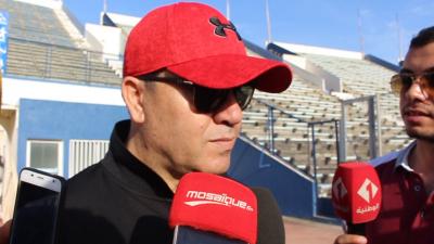 Maaloul: les joueurs de l'EN ne sont pas prêts à 100%