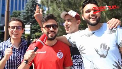 Mondial 2018: Des Tunisiens et des Marocains en Russie pour supporter l'Equipe Nationale