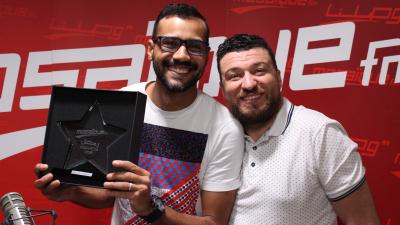 Prix Sofiène Chaâri : Bassem Hamraoui, star du mois de Ramadan