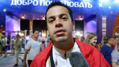Les supporters de l'EN :  Nous restons confiants pour le match contre la Belgique malgré la défaite