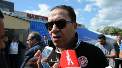 Nabil Maaloul: satisfait du rendement de l'EN face à l'Angleterre