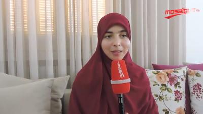Safa Rayhane (meilleur score au Bac à Djerba): je souhaite continuer mes études de médecine en Tunisie