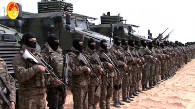 الذكرى 62 لإنبعاث الجيش الوطني