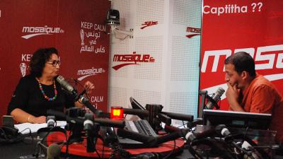 بشرى بلحاج حميدة : لومي أكثر على المنصف المرزوقي