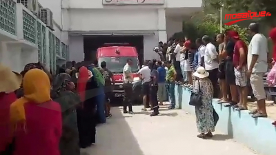 Attentat à la frontière tunisio-algérienne : 3 blessés hospitalisés