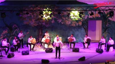 سهرة وليد التونسي في مهرجان بوقرنين