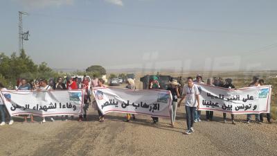 Djebel Chambi: Hommage  aux institutions sécuritaire et militaire lors de la commémoration de l'opération Henchir Talla