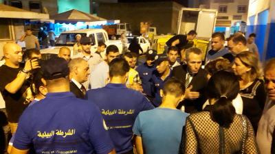 Visite inopinée du maire de Monastir au marché central