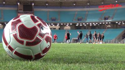 Le Club Africain se prépare pour le match amical contre Galatasaray