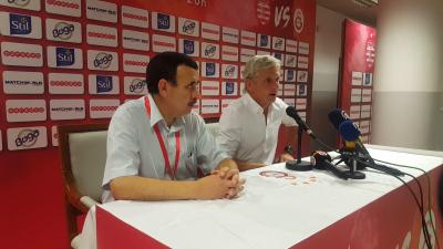 CA - Galatasaray : Déclarations d'après-match