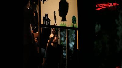 Festival International de Hammamet : Moi Plusieurs, Paroles en scène