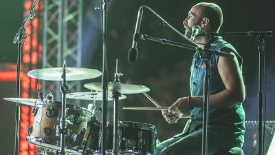 ' DENDRI ' sur la scène du festival international de Hammamet