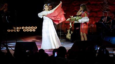 Festival International de Carthage 2018 : Soirée de Majida El Roumi