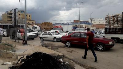 Jendouba : circulation inhabituelle à l'occasion de l'aïd