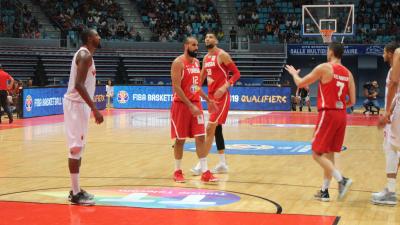 Qualification Mondial 2019: la Tunisie bat le Maroc 65-50