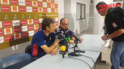 EST-ESS: Déclarations d'après-match