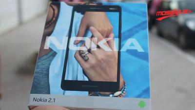 Nokia offre le 2.1 à un citoyen dont le téléphone n'a plus de charge