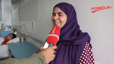 Om Warda: Les médecins de l'hôpital militaire m'ont rendu mon fils, mon amour